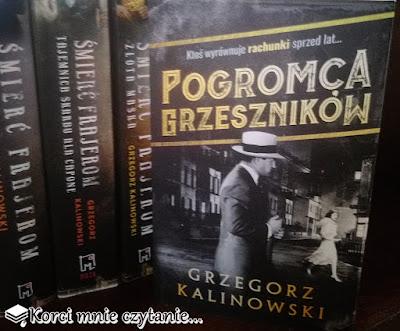 """Grzegorz Kalinowski """"Pogromca grzeszników"""""""