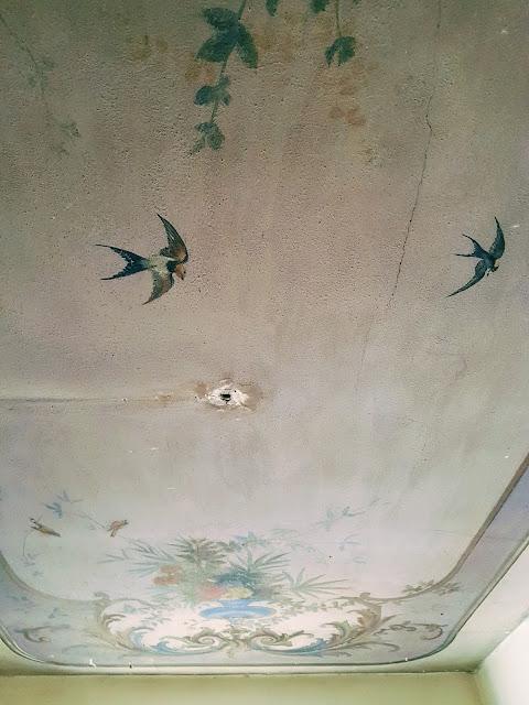 affreschi bergamo quadrilocale piazza pontida