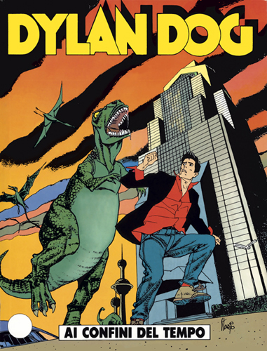Dylan Dog (1986) 50 Page 1