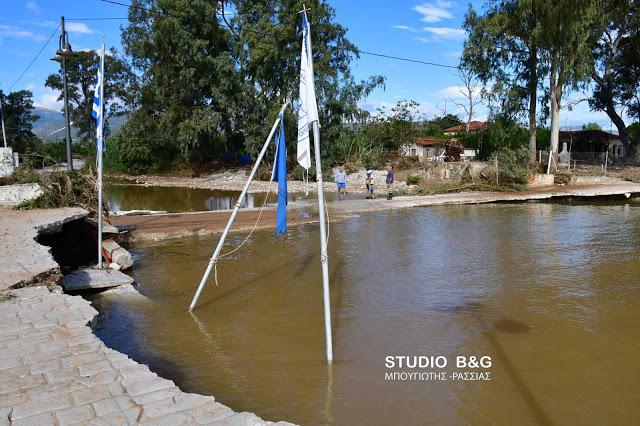 Δημοπρατήθηκε το μεγάλο έργο του Ξομβριού Ποταμού και της αποκατάστασης του στο Κιβέρι