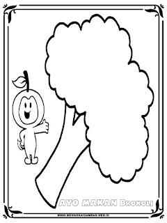 Gambar Bunga Hitam Putih Inspirasi Gambar Sayuran Kartun Wallpaper