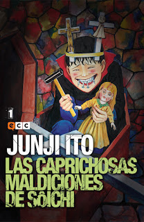 Junji Ito - Las caprichosas maldiciones de Soichi 1