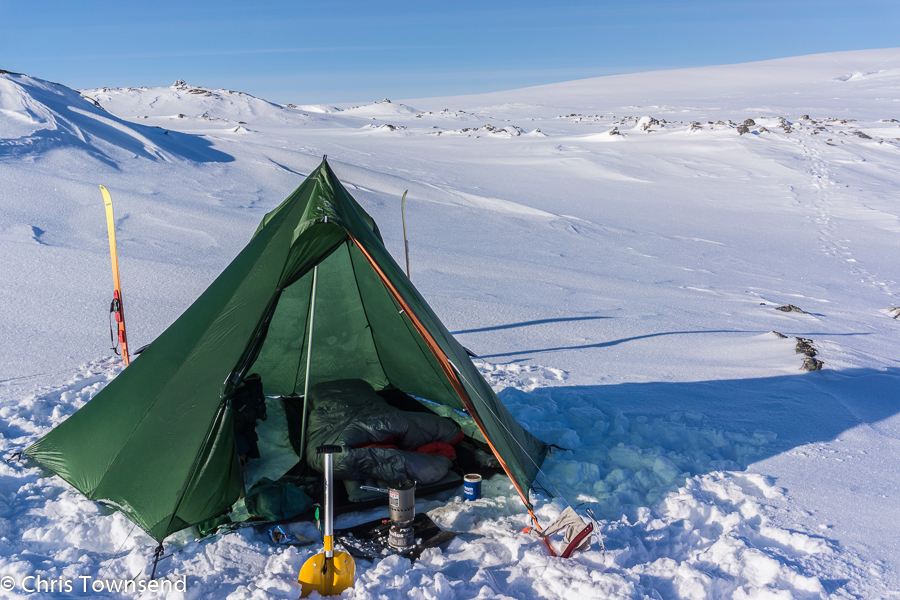 Chris Townsend Outdoors: Nigor Wickiup 3 reviewed for The ...
