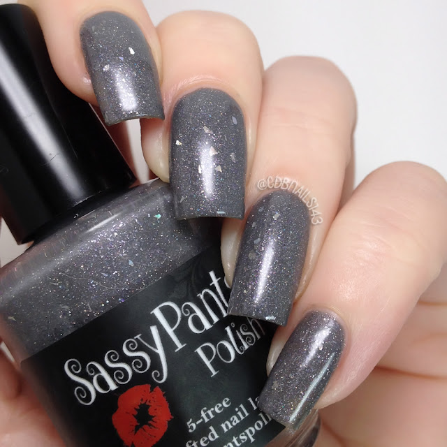 Sassy Pants Polish-Not Even a Mouse