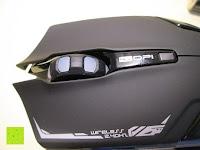 Mausrad: LIHAO E-3lue® MAZER-R EMS152 Gaming Maus kabellos 2.4GHZ 2500DPI, USB, LED
