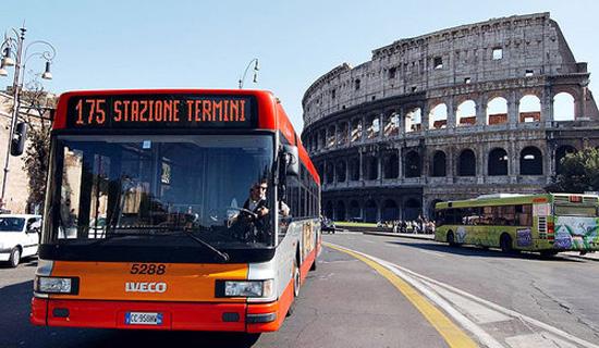 buenos días Roma - Presupuesto para viajar a Roma