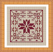 Modern Cross Stitch Pattern