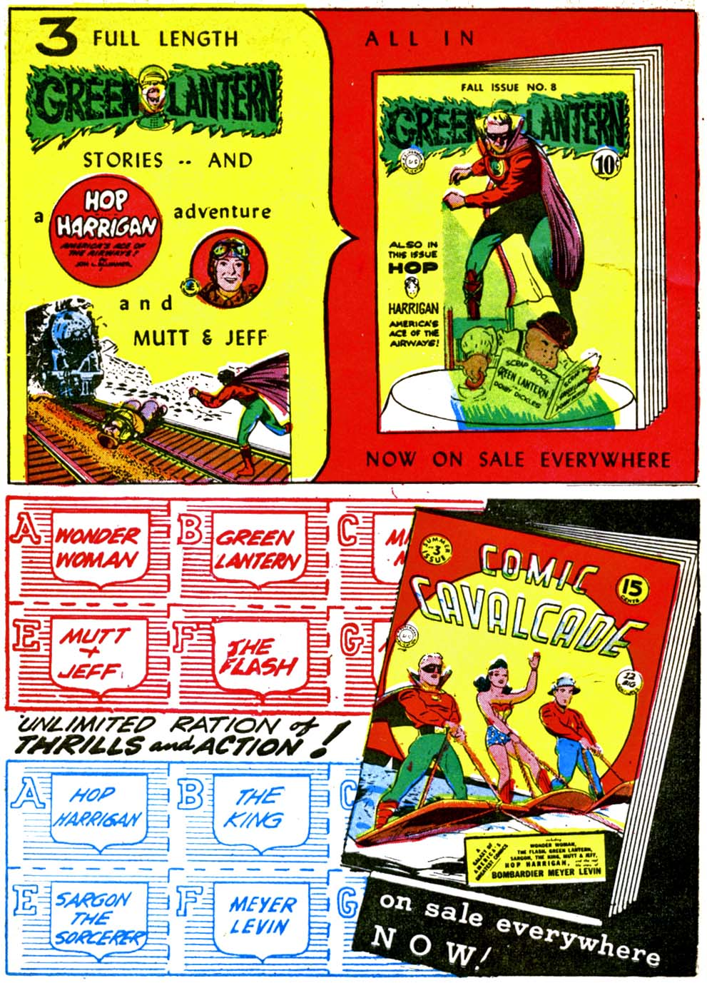 Read online All-American Comics (1939) comic -  Issue #52 - 16