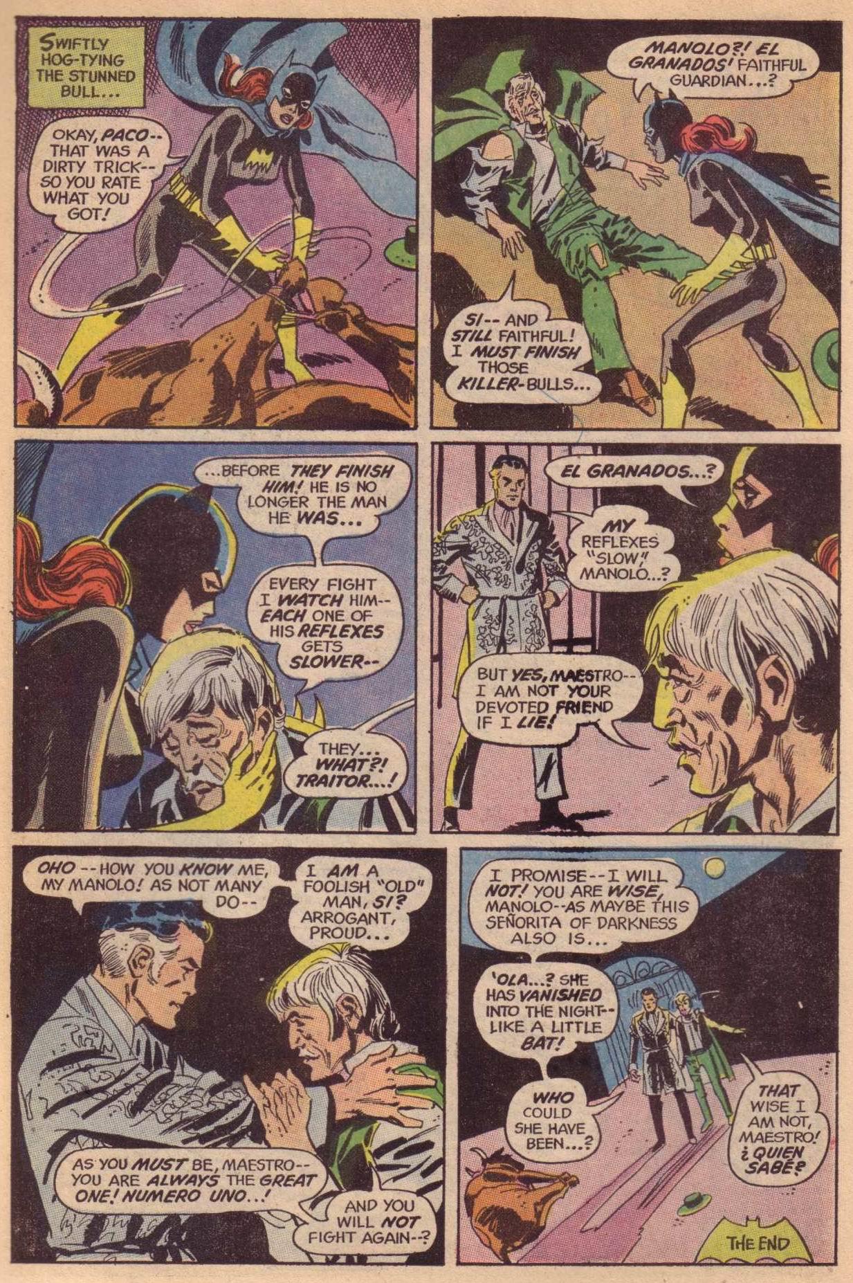 Detective Comics (1937) 409 Page 30