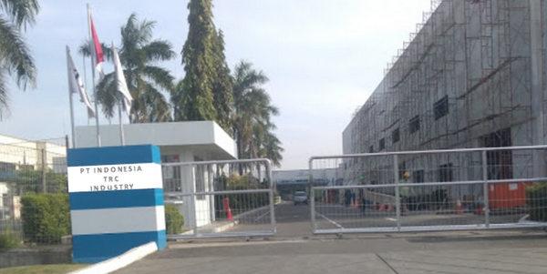 Informasi Loker Kawasan EJIP PT.INDONESIA TRC INDUSTRY Cikarang