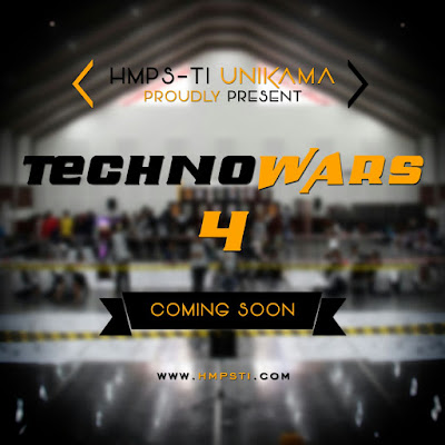Technowars 4 HMPS TI Unikama. Ajang Lomba, Workshop, Seminar