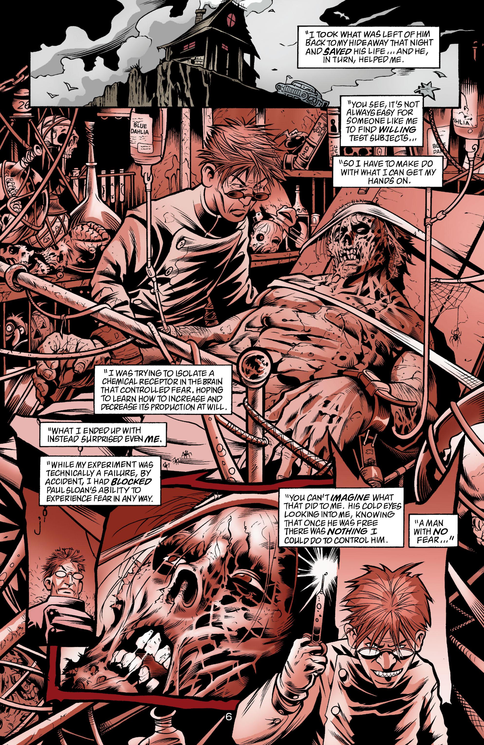 Detective Comics (1937) 782 Page 6