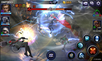 MARVEL Future Fight Mod Apk Terbaru