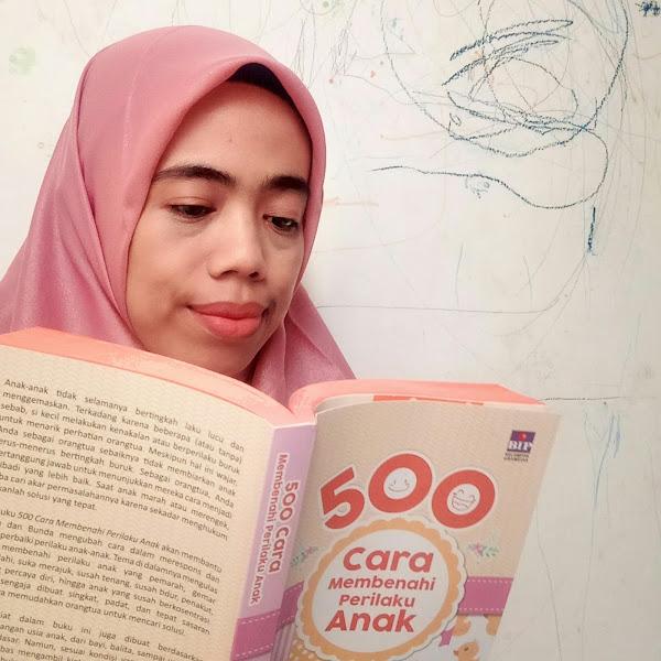 Review dan Giveaway Buku 500 Cara Membenahi perilaku anak