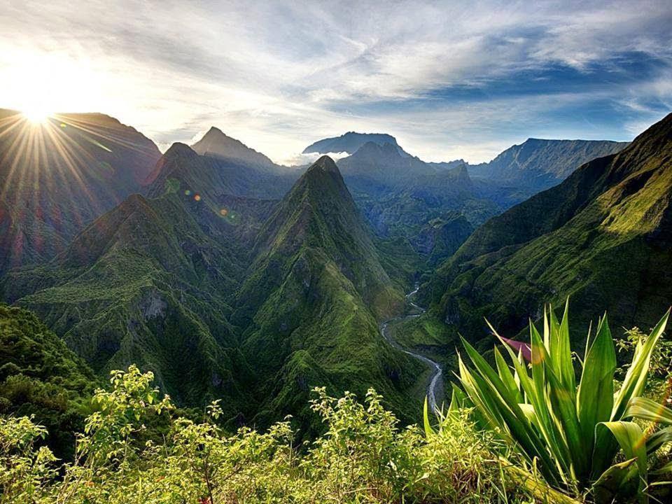 Montes tropicais