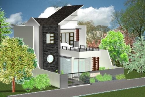 Gambar Rumah Minimalis Serta Desain Rumah Minimalis