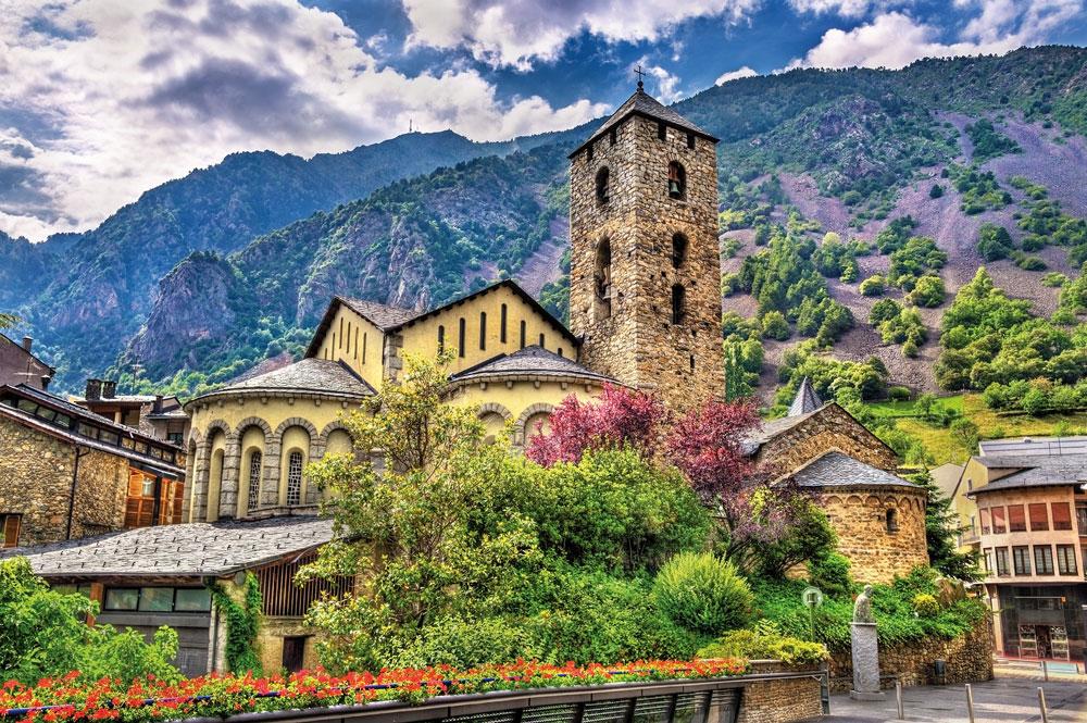 Arte de Andorra