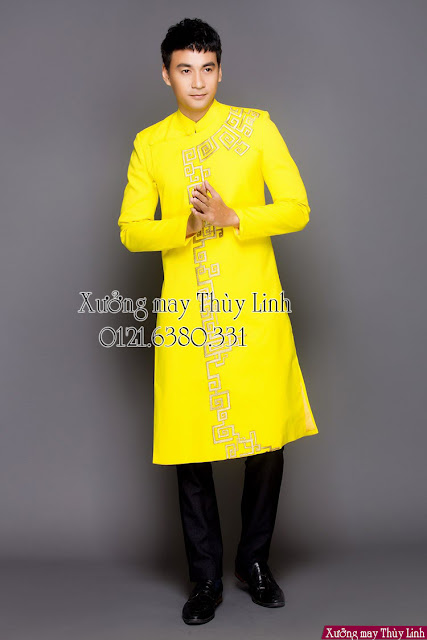 cho thuê áo dài nam đẹp tại Đống Đa- Hà Nội