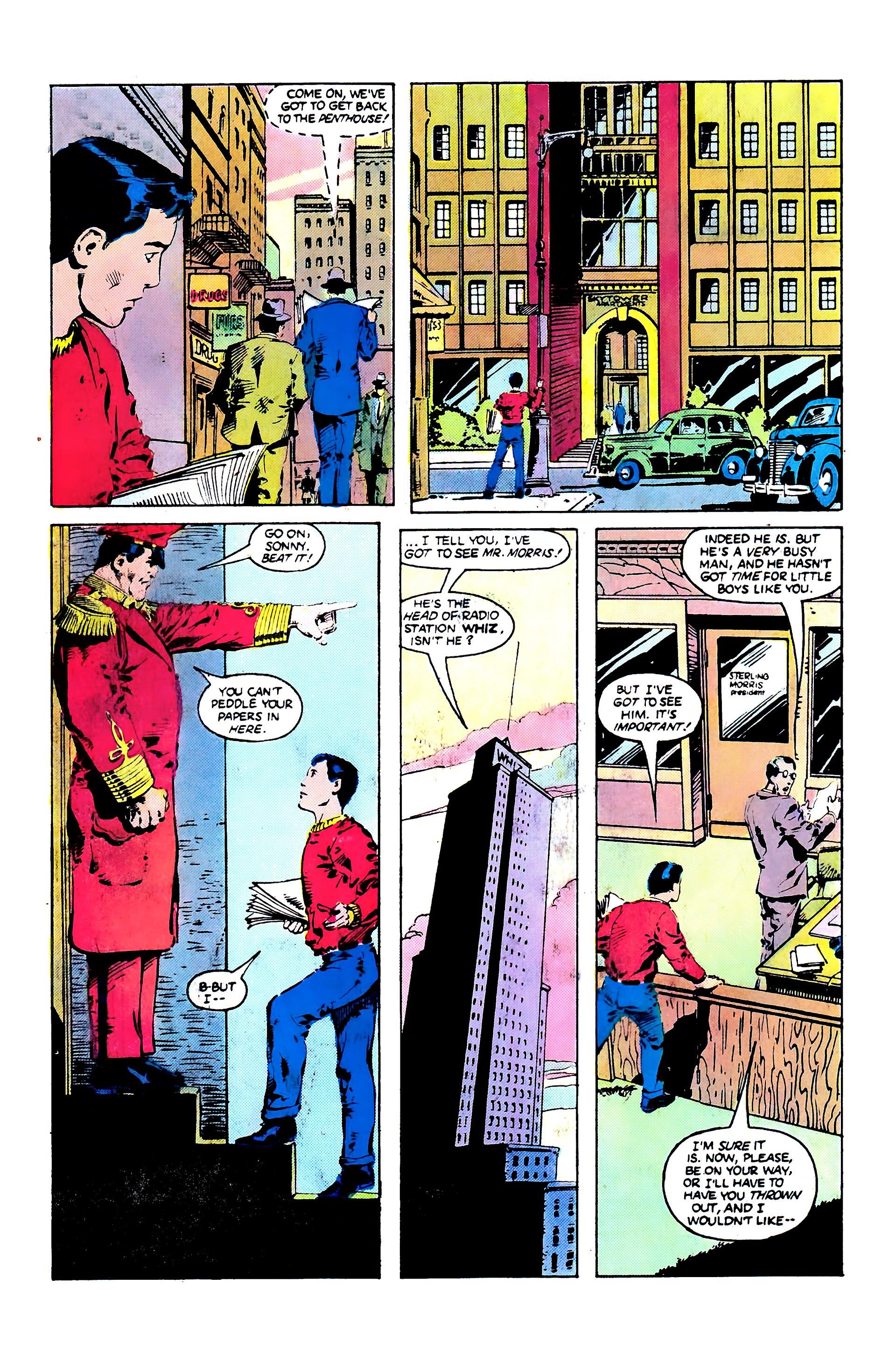 Read online Secret Origins (1986) comic -  Issue #3 - 18