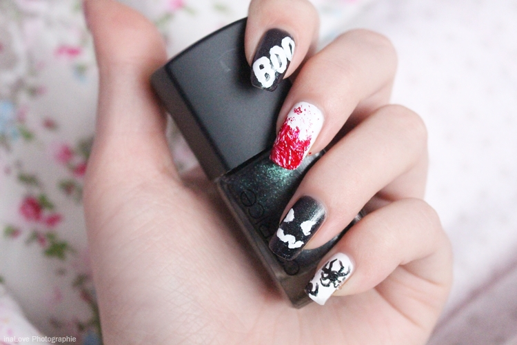 inaaLove: Happy Halloween! - Nails♥