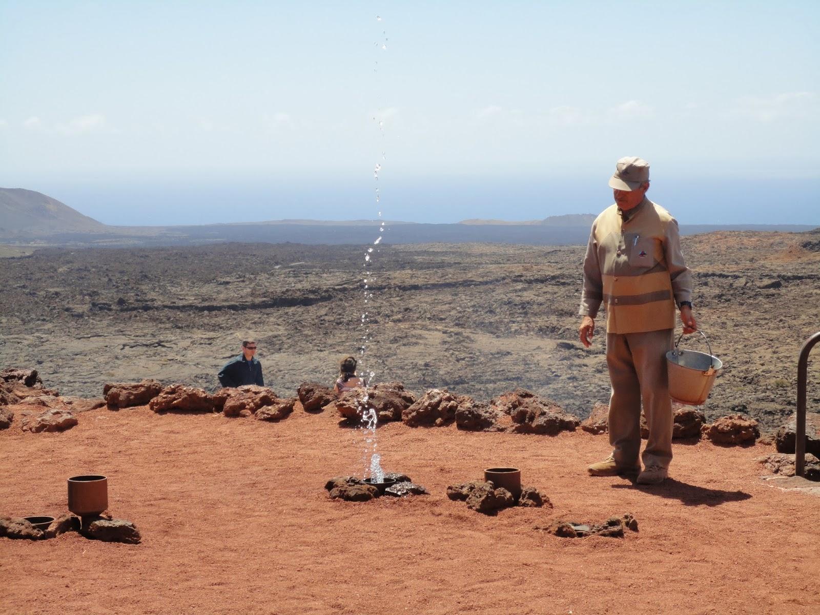 Cosa vedere sull'isola di Lanzarote: il Parco Nazionale del Timanfaya