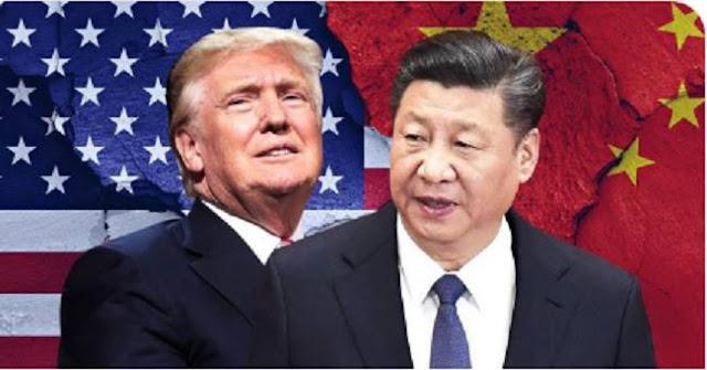 Donald Trump và Tập Cận Bình