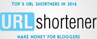 Best Highest paying URL Shortners to Make Money Online 2016