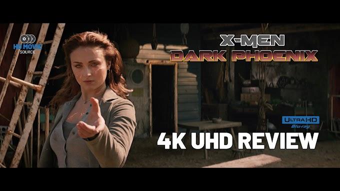 Dark Phoenix 4K (2019) Ultra HD Blu-ray Review: The Basics