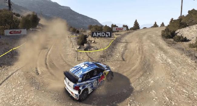 تحميل لعبة dirt rally بحجم صغير