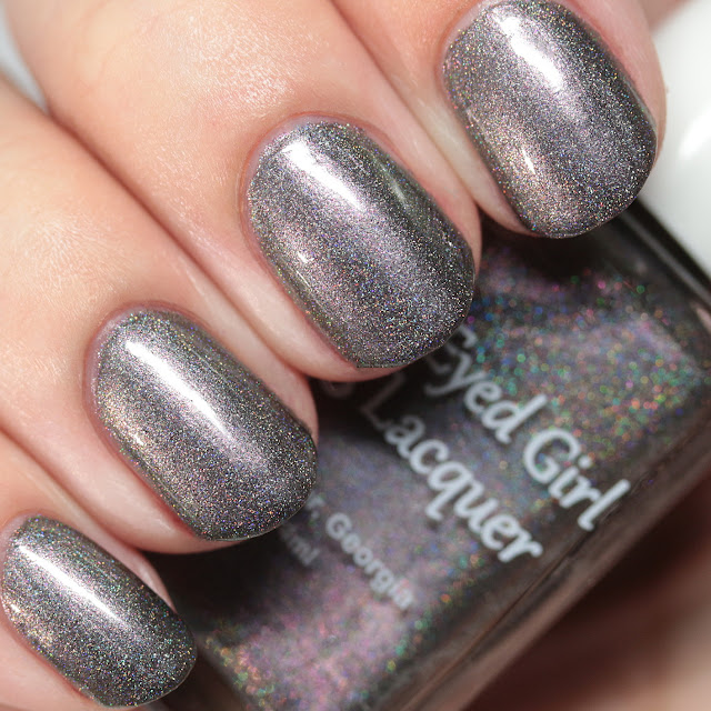 Blue-Eyed Girl Lacquer Split the Night