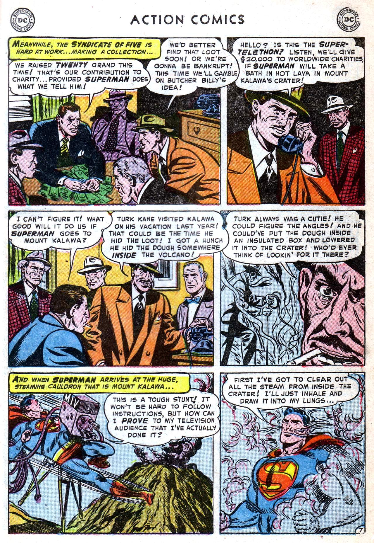 Action Comics (1938) 180 Page 8