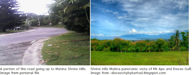 The Shrine Hills of Matina