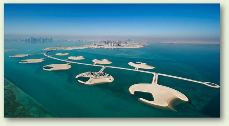 Aravind 3d Wallpapers Pearl Qatar Coast Of Dubai Amazing Pictures Of Pearl