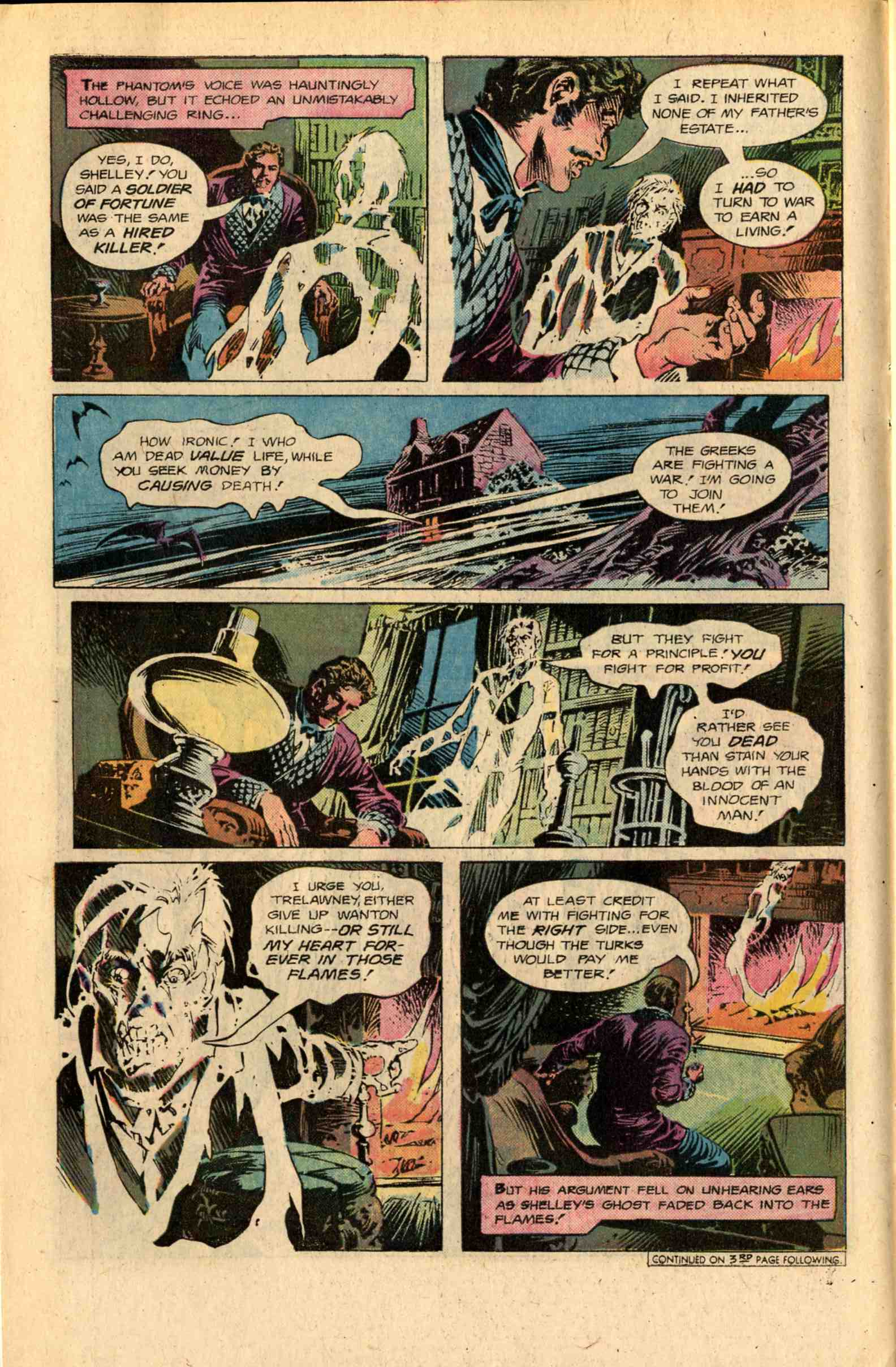 Read online Ghosts comic -  Issue #52 - 6