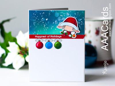 Santa's Elves My Favorite Things Sweet Kobylkin