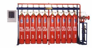 Hệ thống chữa cháy tự động khí CO2 - thiết bị pccc