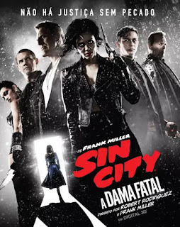 Baixar Sin City 2: A Dama Fatal Dublado Torrent