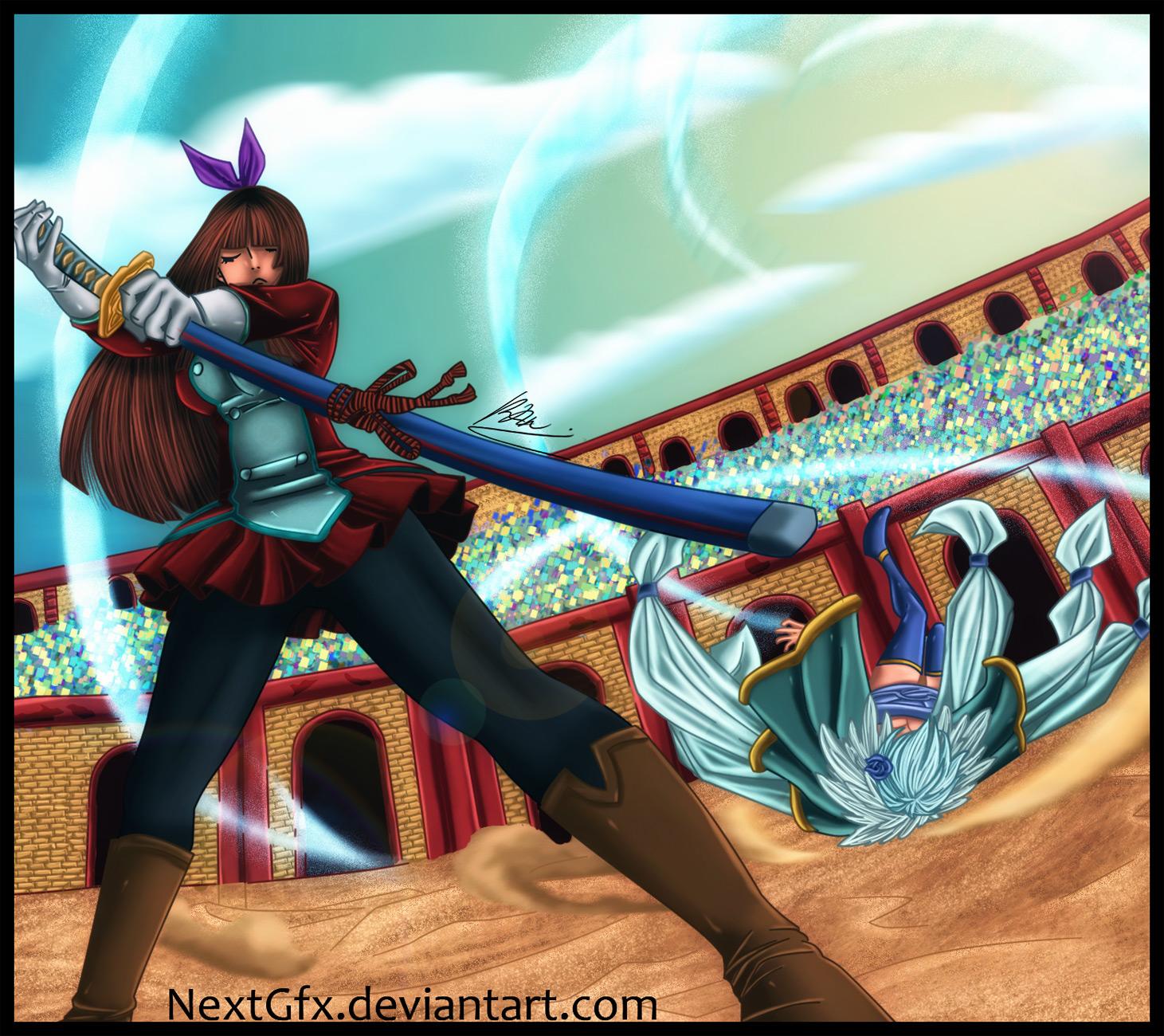 Fairy Tail chap 282 trang 21
