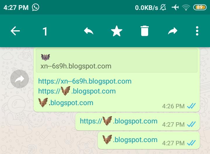 Tema Chat WhatsApp Keren