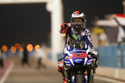 Klasemen Sementara MotoGP Usai GP Losail, Qatar 2016
