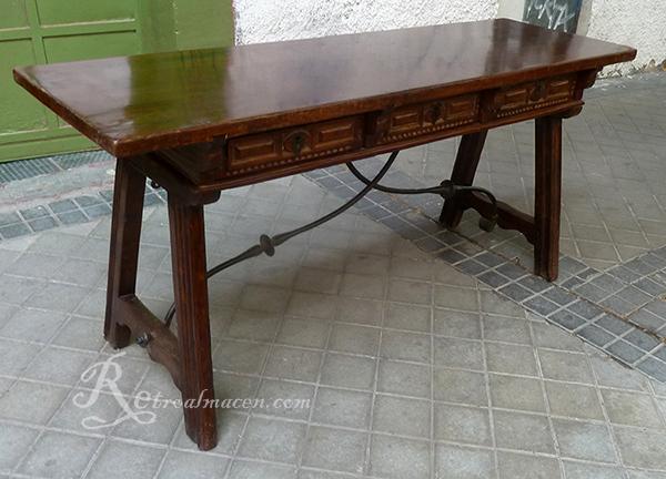 Retroalmacen tienda online de antig edades vintage y - Muebles siglo xviii ...