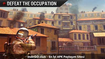Frontline Commando WW2 hileli