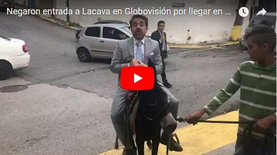 Rafael Lacava : Has visto a un burro de dos pisos?