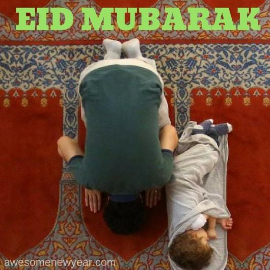 Eid Mubarak sayings