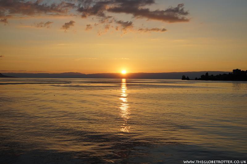 Sunset Dinner Cruise on Lake Geneva