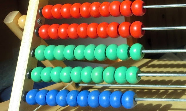 Hands on abacus activities from preschool to elementary school