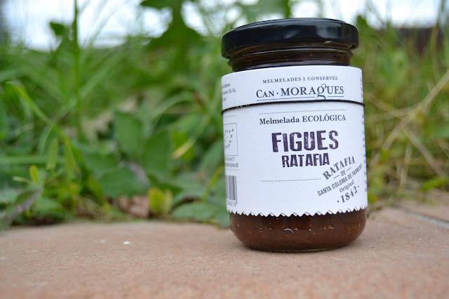 melmelada figues amb Ratafia de Can Moragues