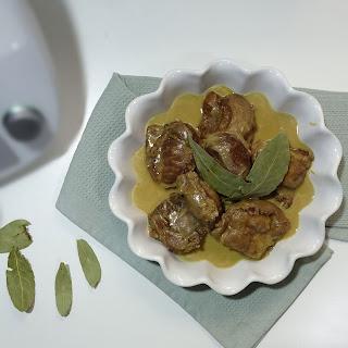 receta de carrilleras en salsa de Pedro Ximénez hecha con thermomix tm5