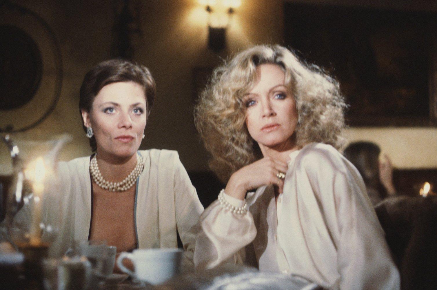 Caroline McWilliams,Janice Adair XXX video Magdalena Wrobel 1 1995,Clelia Matania
