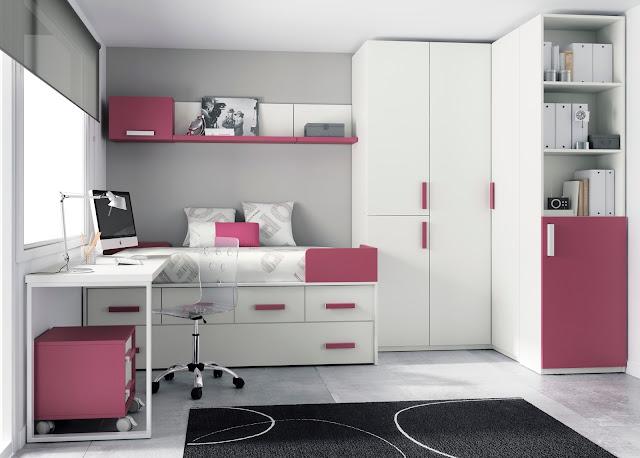 Camere Da Letto Giovanili : Camera da letto giovanile